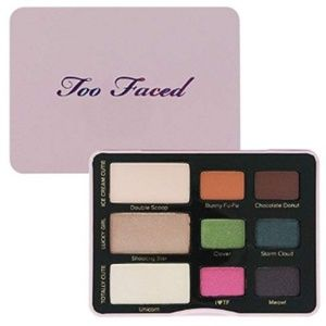Too Faced Totally Cute Eye Palette Limited Edition